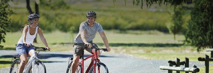 Bicycle riding Granite Belt