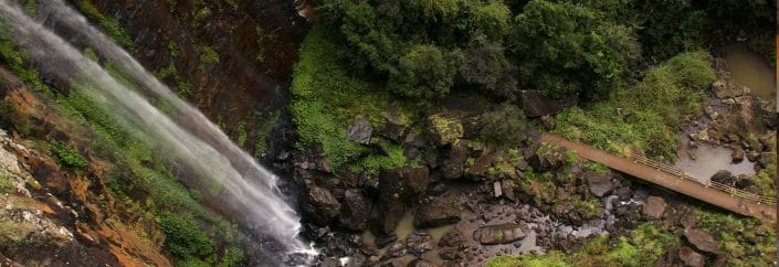 killarney waterfall