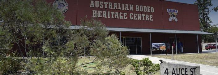 Australian heritage center