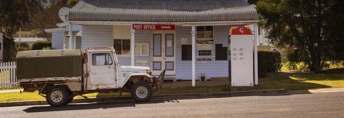 yangan post office