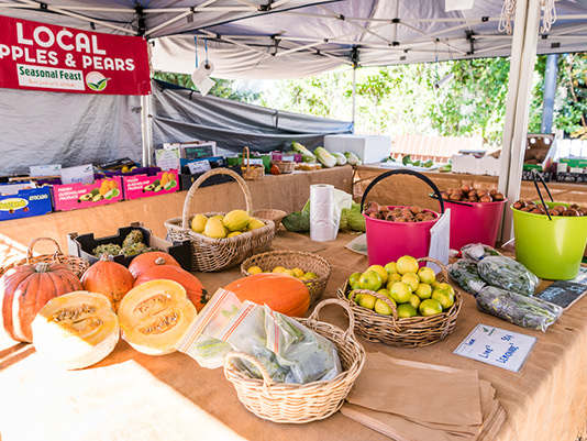 Stanthorpe Market