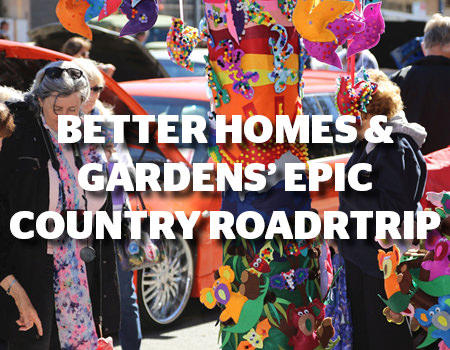 Better homes and gardens epic country roadtrip