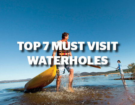 TOP 7 must visit waterholes on the southern downs and granite belt
