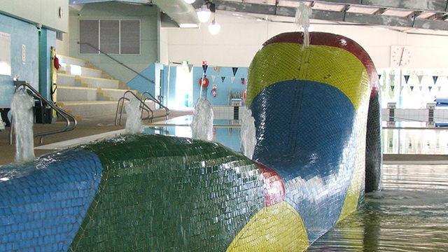 Warwick Indoor Rec Centre swimming pool