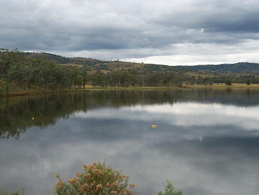 Connolly Dam