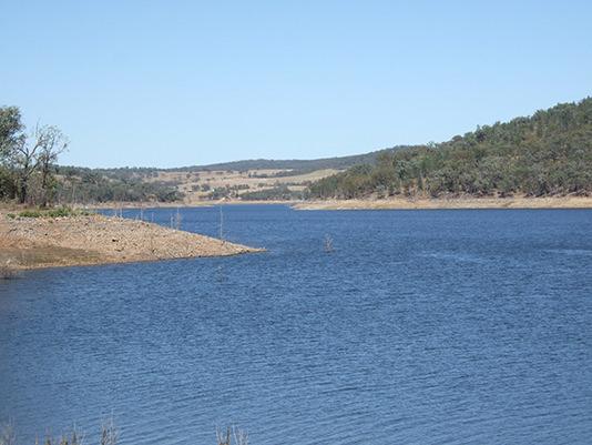 Glenlyon Dam