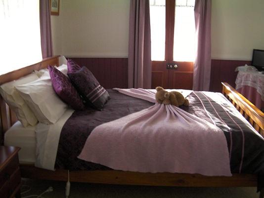 Bedroom at Logger's Rest B&B