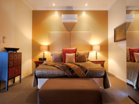 Bedroom at 53 on Victoria, Boutique Accommodation, Warwick