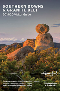 Southern Downs & Granite Belt 2019/20 Visitor Guide