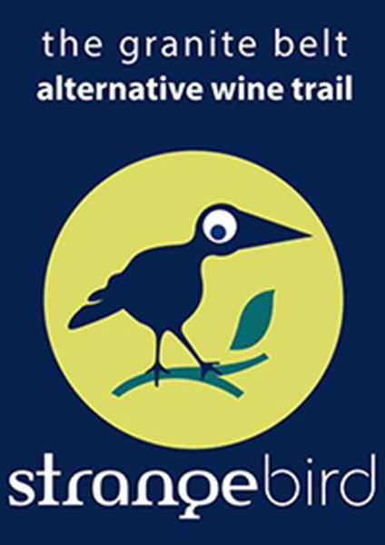 the granite belt alternative wine trail strange bird