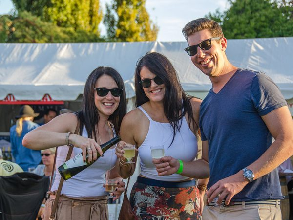 Celebrating the wine industry at the Stanthorpe Apple and Grape Festival