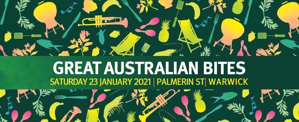 Great Australian Bites 2021 Australia Day Warwick