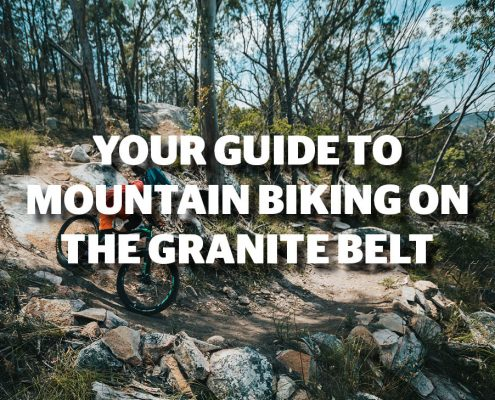 Your Guide to Mountain Biking on the Granite Belt