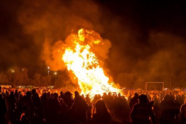 Killarney Bonfire Night