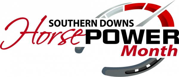 Southern Downs Horsepower Month Logo